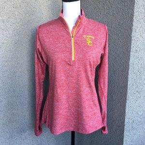 NWOT USC Trojans Nike pullover